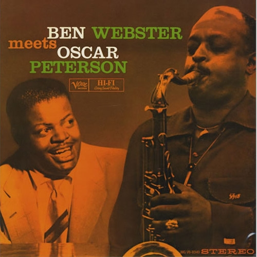 Ben Webster at the Renaissance moreover Watch moreover Jazz Images The Jean Pierre Leloir Collection 3618 likewise  additionally Three Classic Albums  pilation. on ben webster meets oscar peterson