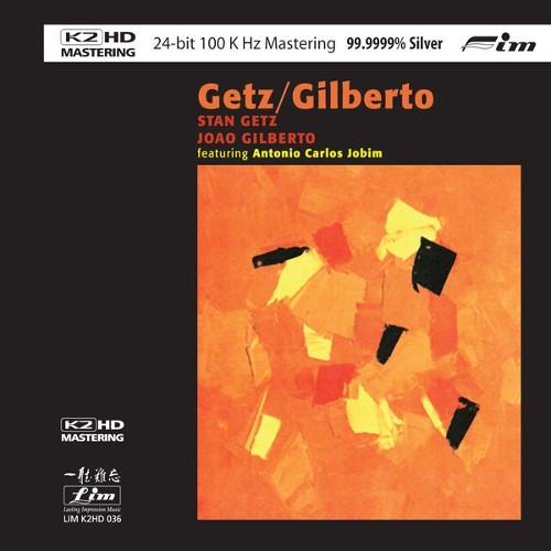 Stan Getz Joao Gilberto Featuring Antonio Carlos Jobim Getz Gilberto Deluxe