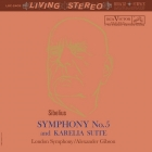 Alexander Gibson - Sibelius: Symphony No. 5 And Karelia Suite LP