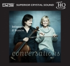 Anne Bisson & Vincent Belanger - Conversations UHQ CD
