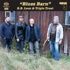 B.B. Leon & Triple Treat - Blues Barn SACD