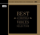 Best Audiophile Voices Selection CD XRCD