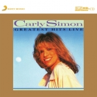 Carly Simon - Greatest Hits Live CD K2 HD