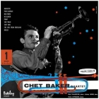 Chet Baker Quartet - Featuring Dick Twardzik LP