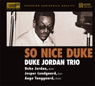 Duke Jordan Trio - So Nice Duke CD XRCD