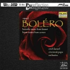 Erich Kunzel & Cincinnati Pops Orchestra - Ravel: Bolero Ultra HD CD