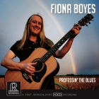 Fiona Boyes - Professin The Blues CD