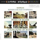Fritz Reiner & Chicago Symphony - Respighi: Pines Of Rome & Fountains Of Rome SACD