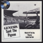Genesis - Spot The Pigeon Blue Vinyl LP