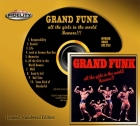 Grand Funk Railroad - All The Girls In The World Beware!!! SACD