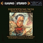 Heifetz/Munch - Boston Symphony - Mendelssohn &...