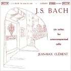 J. S. Bach: Six Suites for Unaccompanied Cello 2LPs