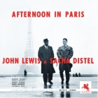 John Lewis & Sacha Distel - Afternoon In Paris LP
