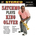 Louis Armstrong - Satchmo Plays King Oliver LP