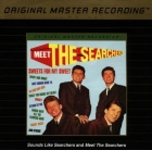 Meet The Searchers / Sounds Like Searchers MFSL Gold CD oop