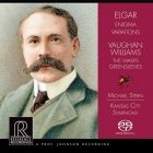 Michael Stern: Elgar & Vaughan Williams - Enigma...