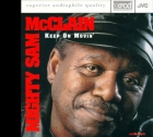 Mighty Sam McClain - Keep On Movin CD XRCD oop