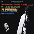 Miles Davis - In Person - Friday And Saturday Nights In San Francisco 2LPs