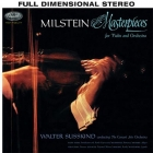 Nathan Milstein: Susskind - Masterpieces For Violin And...
