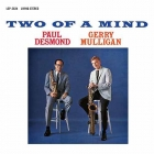 Paul Desmond & Gerry Mulligan - Two Of A Mind LP