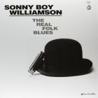 Sonny Boy Williamson - The Real Folk Blues LP oop