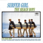 The Beach Boys - Surfer Girl LP (stereo)