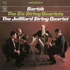 The Juilliard String Quartet - Bartok: The Six String...