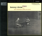 The Kenny Drew Trio with Paul Chambers CD XRCD oop
