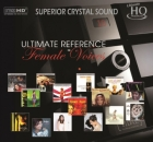 Ultimate Reference Female Voices UHQ CD