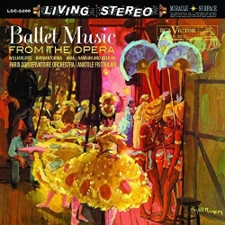Anatole Fistoulari - Ballet Music From The Opera LP