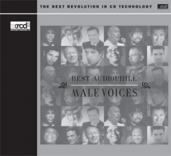Best Audiophile Male Voices CD XRCD
