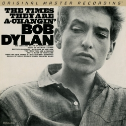 Bob Dylan - The Times They Are A-Changin (mono) MFSL SACD