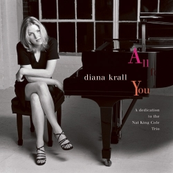 Diana Krall - All For You 2LPs (45rpm)