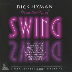 Dick Hyman - From The Age Of Swing CD