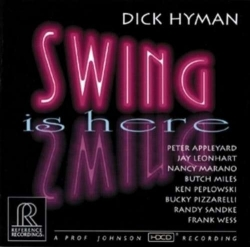 Dick Hyman - Swing Is Here CD