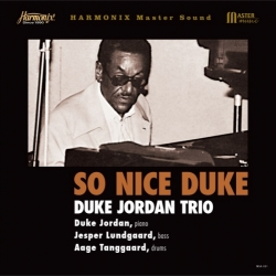 Duke Jordan Trio - So Nice Duke LP