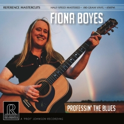 Fiona Boyes - Professin The Blues 2LPs (45rpm)