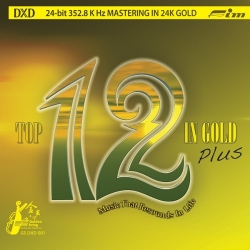 Golden String - Top 12 In Gold Plus Gold CD DXD oop
