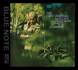 Horace Silver Quintet - The Cape Verdean Blues CD XRCD