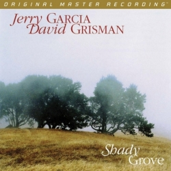 Jerry Garcia And David Grisman - Shady Grove MFSL 2LPs