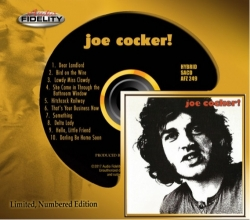 Joe Cocker - Joe Cocker! SACD