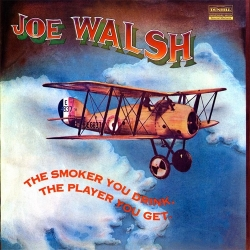 Joe Walsh - The Smoker You Drink, The Player You Get LP
