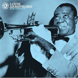 Louis Armstrong - Basin Street Blues LP