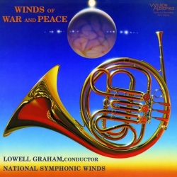 Lowell Graham - Winds Of War And Peace SACD