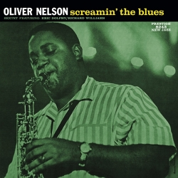 Oliver Nelson - Screamin The Blues LP