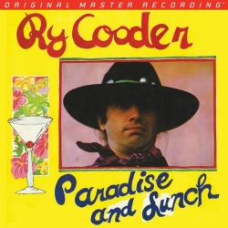Ry Cooder - Paradise And Lunch MFSL SACD