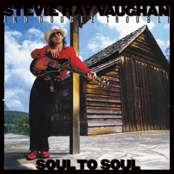 Stevie Ray Vaughan - Soul To Soul 2LPs (45rpm)