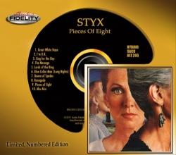 Styx - Pieces Of Eight SACD
