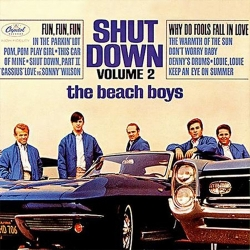 The Beach Boys - Shut Down Vol. 2 LP (stereo)
