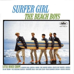The Beach Boys - Surfer Girl LP (mono)
